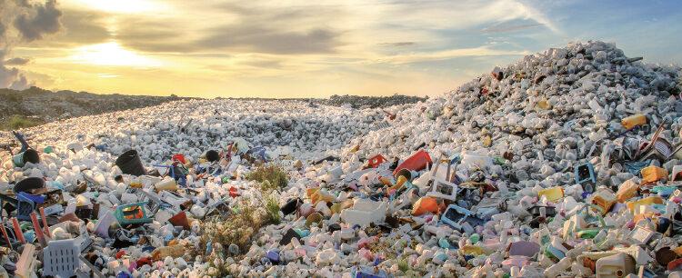 La tracciabilità dei rifiuti di plastica dispersi nell'ambiente