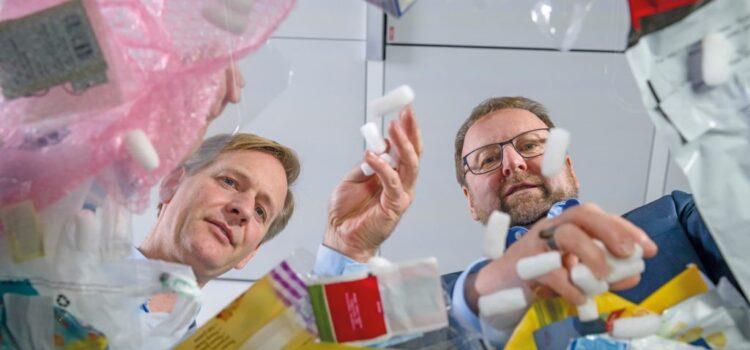 L'industria delle materie plastiche punta sul riciclo chimico