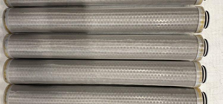 BF SEPARATION TECHNOLOGIES: Elementi Filtranti metallici